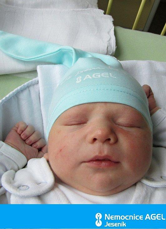Christopher Orth, Jeseník, narozen 13. ledna 2021