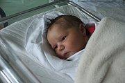 Tereza Dufková, Prostějov – Krasice, narozena 23. listopadu v Prostějově, míra 50 cm, váha 3700 g