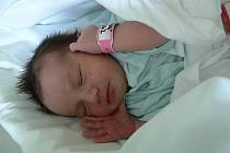 Ema Umlaufová, Prostějov, narozena 28. dubna, 50 cm, 3000 g
