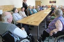 Domov pro seniory v Soběsukách