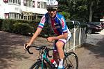 Jezdci týmu TUFO-PARDUS Prostějov - Tomáš Bárta a Karel Tyrpekl bojují na ME v silniční cyklistice