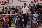 Finále: volejbalistky Prostějova proti Olympu Praha