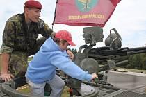 Military fest ve Skřípově