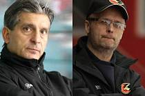 Trenéři: Tomáš Sršeň a Petr Zachar