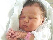 Johana Rozsívalová, Brno, narozena 12. dubna, 49 cm, 3560 g