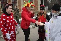 Padesátý ročník masopustní tradice si v sobotu připsali v Pivíně.