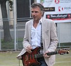 Hodové slavnosti v Olšanech ozdobil koncert Janka Ledeckého.