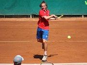 Mistrovství světa družstev do 14 let v tenisu, Prostějov. Oldřich Vejšický