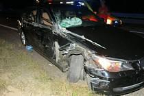 Nehoda u Dobrochova na R46