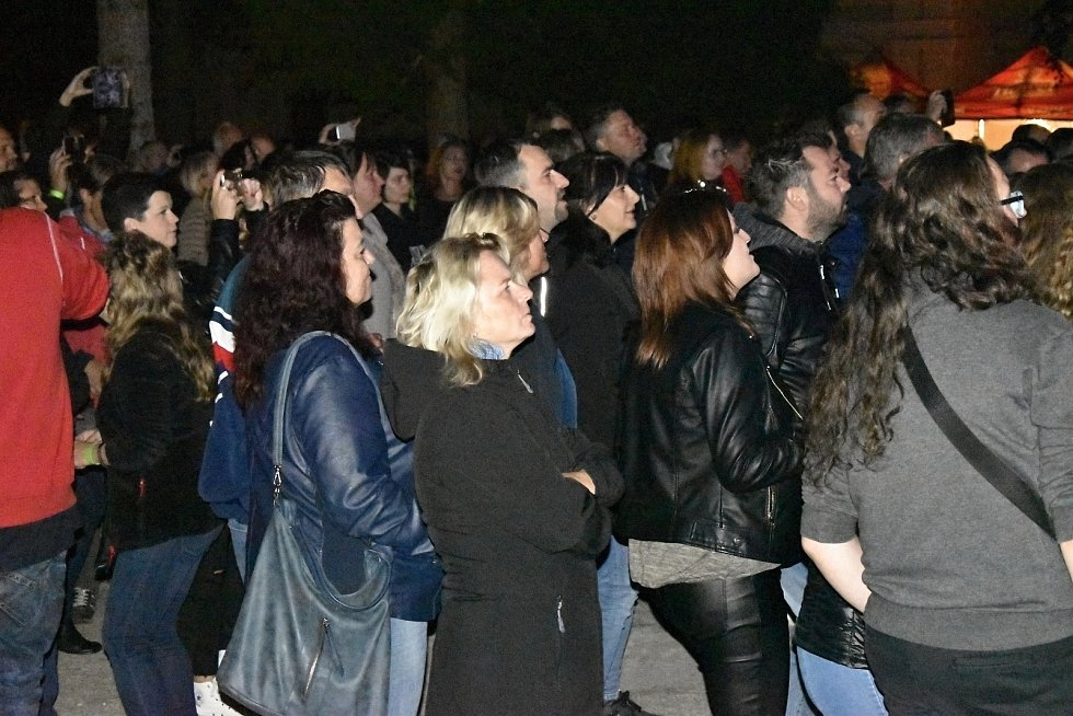 Legendární kapela Marasd z Konice slavila 30 let se stovkami svých fanoušků. 10.9. 2021