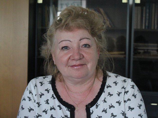 Ludmila Bednářová ze sdružení Sedmikráska.
