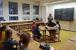 Prostějovská škola ZŠ Železného má díky pomoci rodičů zrekonstruované učebny.