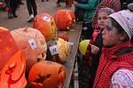 Halloween na Prostějovsku v letech minulých