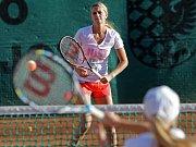 Petra Kvitová - Akce Hledáme nové vítěze Fed Cupu a Davis Cupu v Prostějově