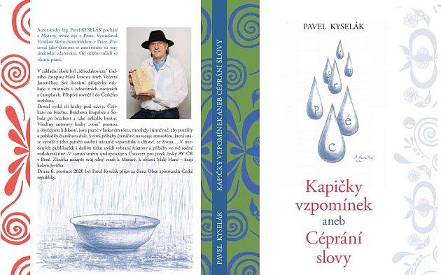 Nová kniha Pavla Kyseláka
