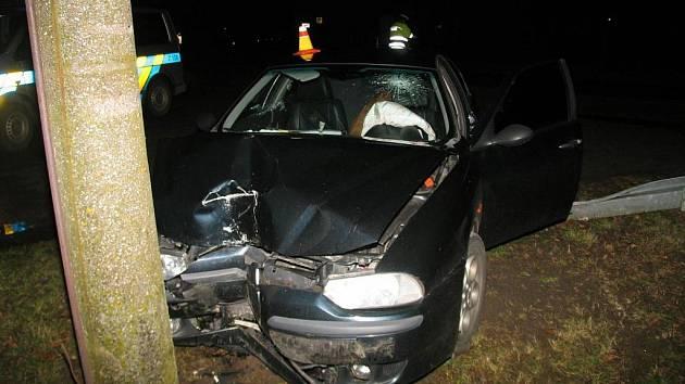 Nehoda u Hrubčic