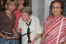 Antonie Militková a Zuzana Wachtlová, ženy, které přežily holocaust.