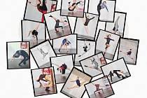 Finalistky Taneční školy PIROUETTE