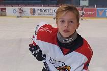 I když je hokej náročný sport, Filip Pekr ho miluje již od útlého dětství.