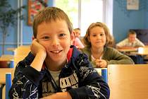 Zahájení školního roku v Olšanech u Prostějova