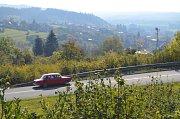 Závody do Březského vrchu v Konici