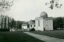 Sraz u Hvězdárny v Kolářových sadech