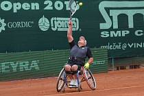 Vinci Wheelchair Czech Open v Prostějově