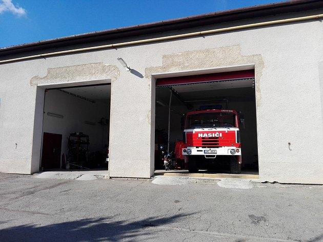 Plumlovskou hasičárnu čeká kompletní rekonstrukce za miliony.