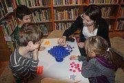 Jarní prázdniny v prostějovské knihovně