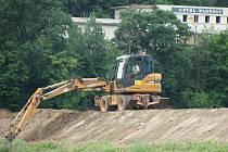 Plumlovská přehrada 11. července 2011