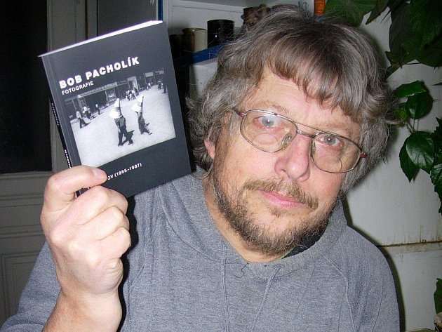 Snímky, které prostějovský tvůrce představuje v Brně, vyšly před třemi lety v knižní podobě