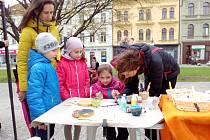 Dopoledne obyvatele Prostějova čekal Den Země plný aktivit a zajímavých informací.
