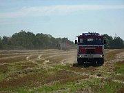 Vrahovičtí hasiči v akci i na cvičení