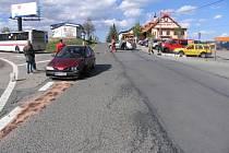 Nehoda u Vranovic