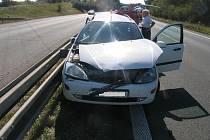 Nehoda fordu na R46