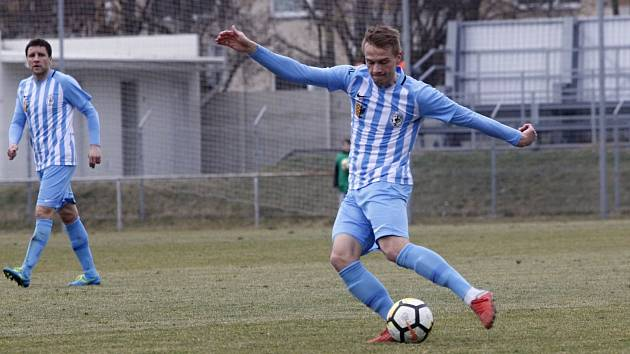 Fotbalisté Prostějova. Ilustrační foto