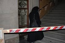 Opravy interiéru prostějovské radnice