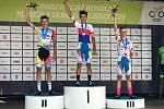 Mistrovství České Republiky - 1. a 3. místo Mapei Cyklo Kaňkovský - Olomoucký tým