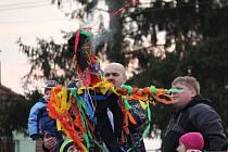 Vítání jara v Držovicích v letech 2014 a 2015