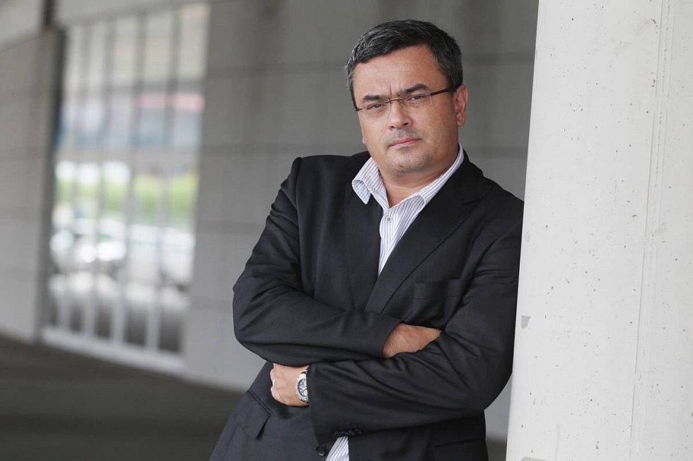 Podnikatel Richard Benýšek