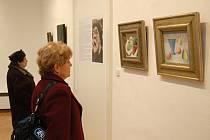 Výstava obrazů Jana Zrzavého v Muzeu Prostějovska