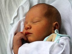 Samuel Říha, Prostějov, narozen 8. září, 48 cm, 3050 g
