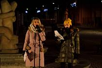 Česko zpívá koledy v Němčicích nad Hanou 2018