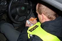 Dopravně bezpečnostní akce na Prostějovsku