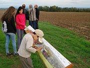 Od soboty je v Němčicích nad Hanou otevřená nová naučná stezka.