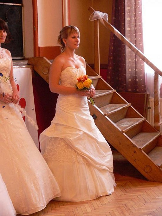Velký svatební den prožilo v sobotu město Prostějov. Páry, které uvažují o svatbě, zde přijeli načerpat inspiraci na svůj den.