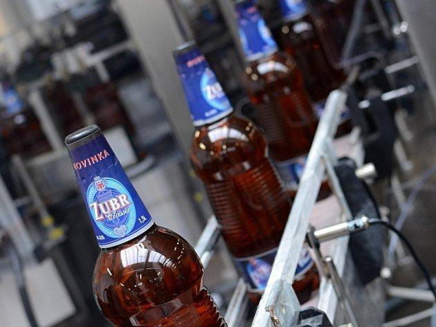 Přerovský pivovar nabízí speciální vánoční čtrnáctistupňové pivo