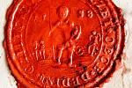 1. První písemná zpráva o Čelechovicích pochází zr. 1315. Na obecní pečeti doložené zr. 1749 je postava rolníka v krátkém kabátku s tornou u pasu. V pravé ruce drží rolník hůl zakončenou dvěma hroty, levou ruku má překříženou přes prsa.