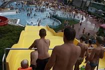 Prostějovský aquapark - 23. srpna 2011