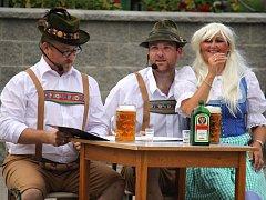 Soutěžně zábavné odpoledne Mikroregion Němčicko se baví
